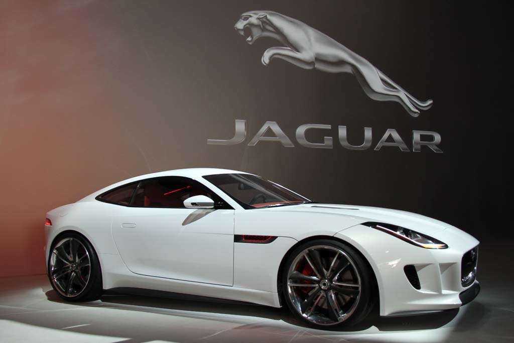 Car Automobile World: Jaguar C-X16