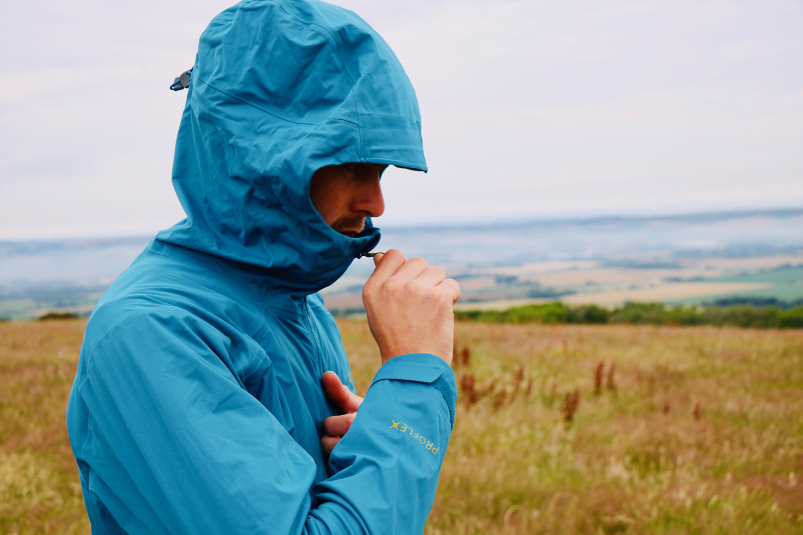 Review Rab Kinetic Alpine Waterproof Shell Jacket