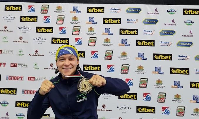 Boxe: Bia Ferreira é campeã no Torneio de Strandja, na Bulgária
