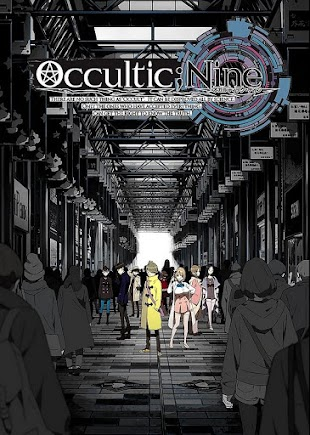 تقرير انمي Occultic;Nine (الغامضون التسعة)