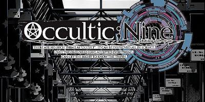 تقرير انمي Occultic;Nine (الغامضون التسعة)