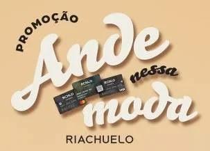 Nova Promoção Cartão Riachuelo 2019 Patinetes, Bicicletas e Vales-Compras