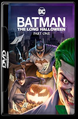 Batman: The Long Halloween, Part One [2021] [DVDR R1] [Latino]