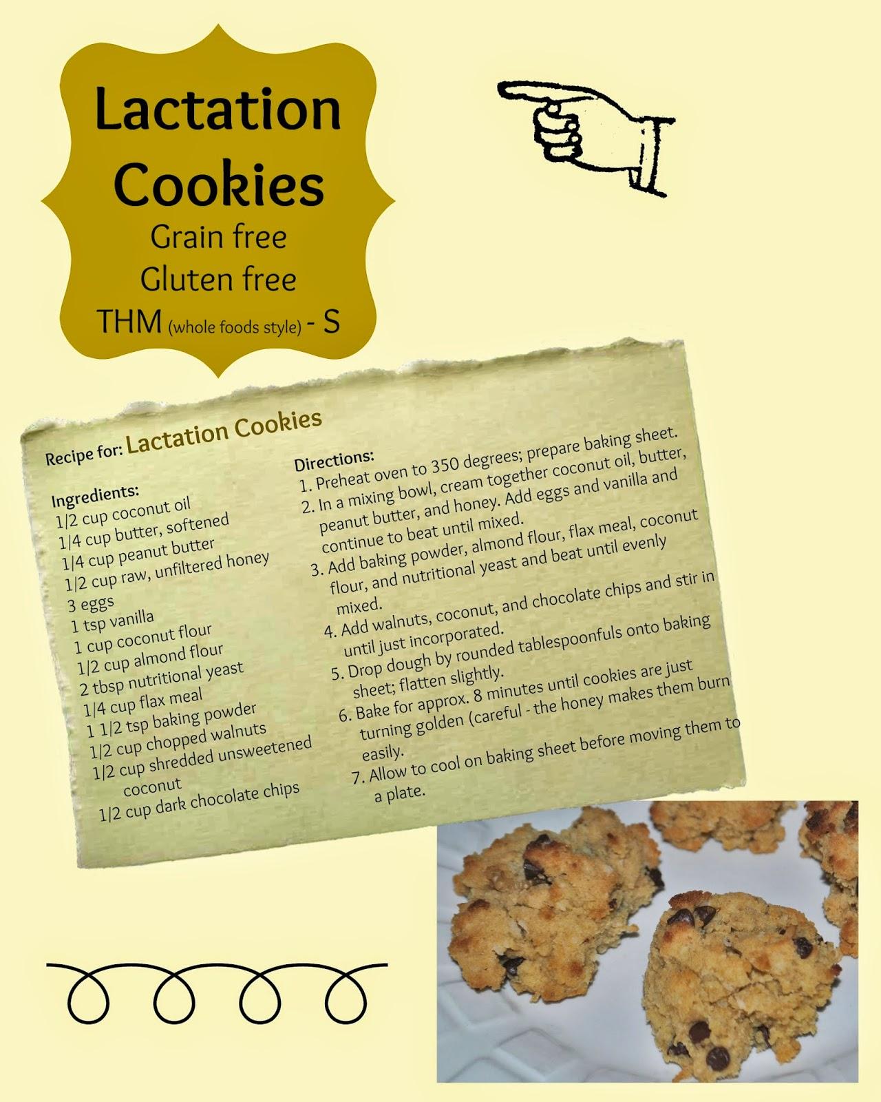 Lactation Cookies Whole Foods