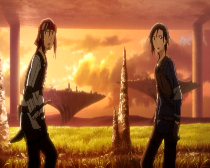 Sword Art Online Episodio 1 Mexico