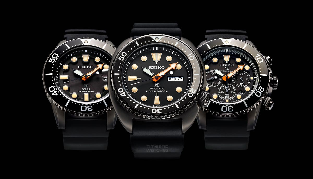 seiko black series