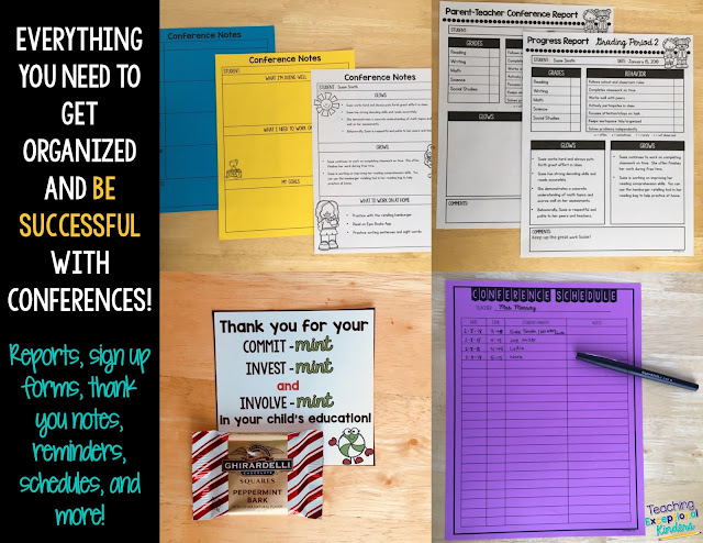everything you need to prepared for parent-teacher conferences