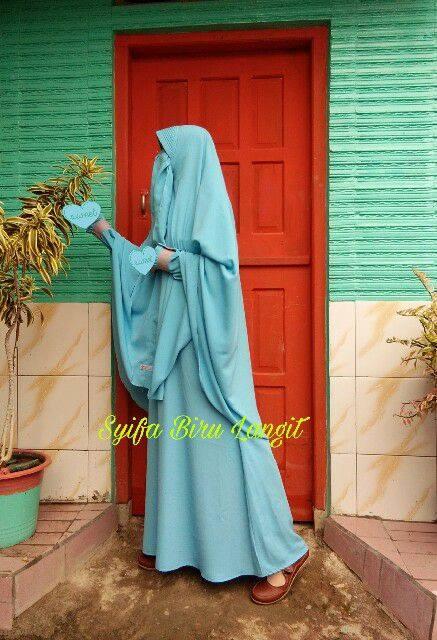 Gamis Syifa Gamis Polos Gamis Syar I Produsen Gamis Hijab Fatiha