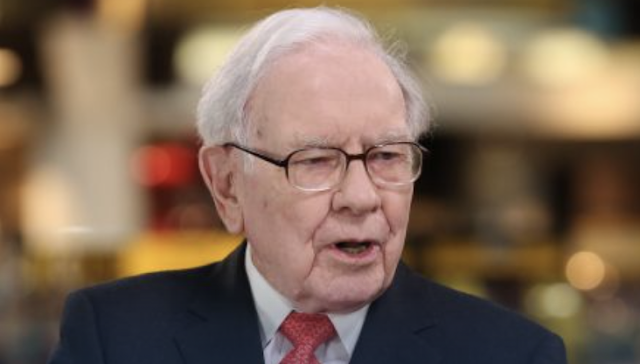 Warren Buffett says no textbook could have predicted the strange economy we have today