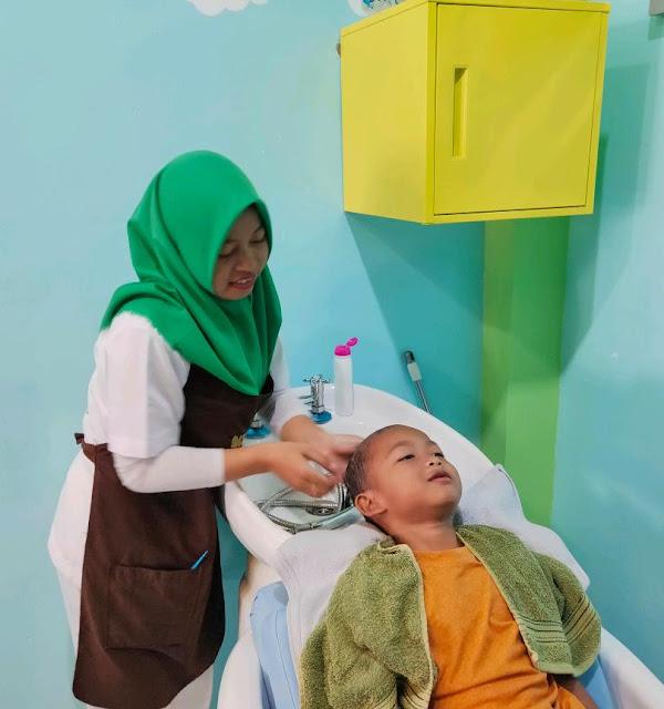 Baby and Mommy Salon spa depok