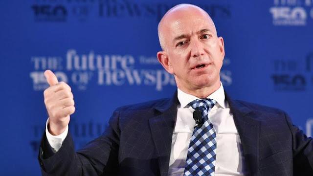 Jeff Bezos To Quantify Land As Amazon CEO