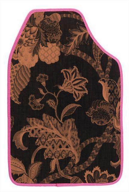 pink-orange-florals-custom-car-floor-mats