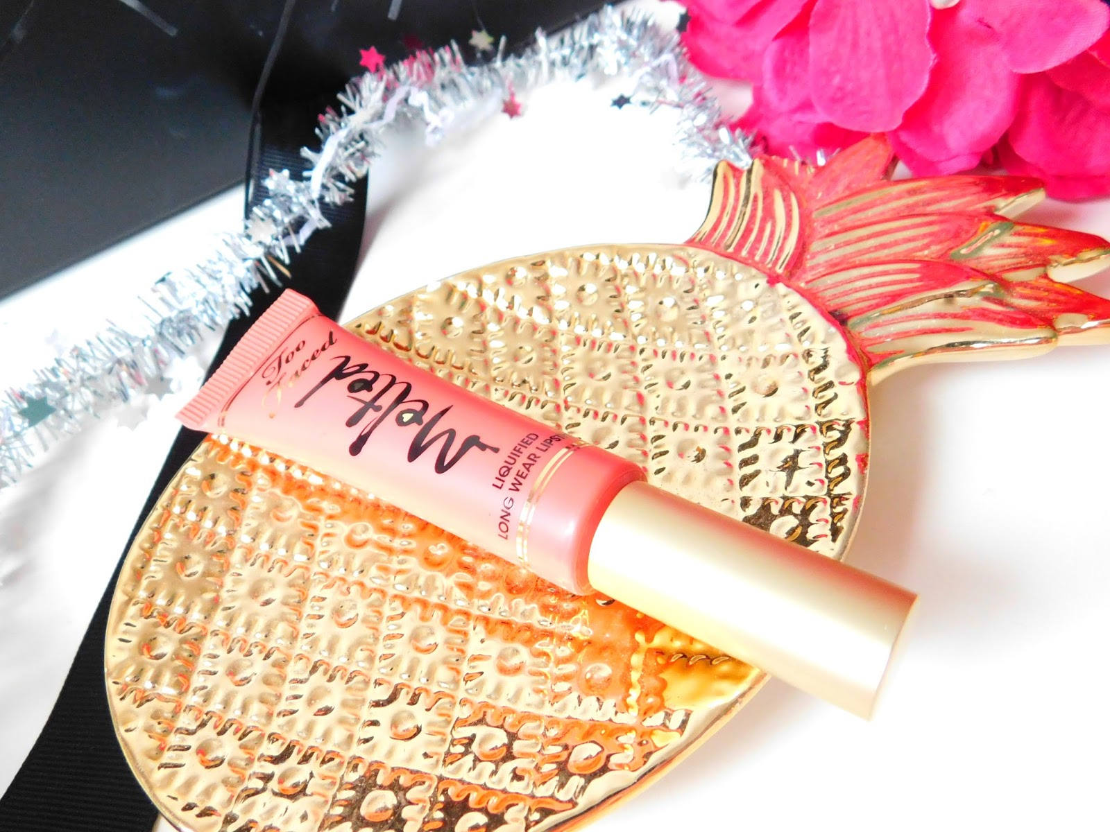 Too Faced Melted Long Wear Lipstick Melted Coral