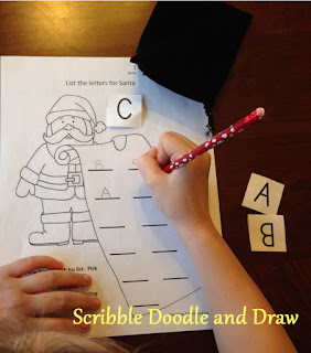 Kindergarten-students-will-practice-printing-letters-with-this-Christmas-literacy-printable
