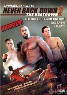 Lyoto Machida em filme de MMA