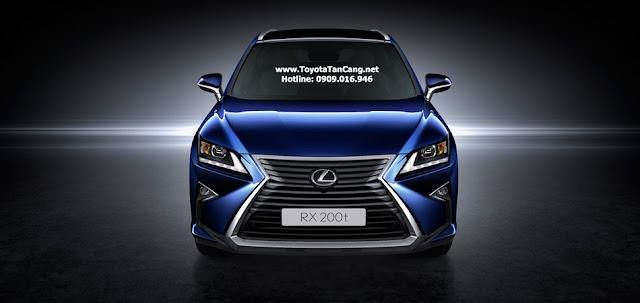 RX200t 01 - Đánh giá xe Lexus RX 200t 2018 và giá bán tại Việt Nam