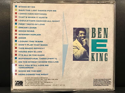 THE ULTIMATE COLLECTION BEN E. KING STAND BY ME