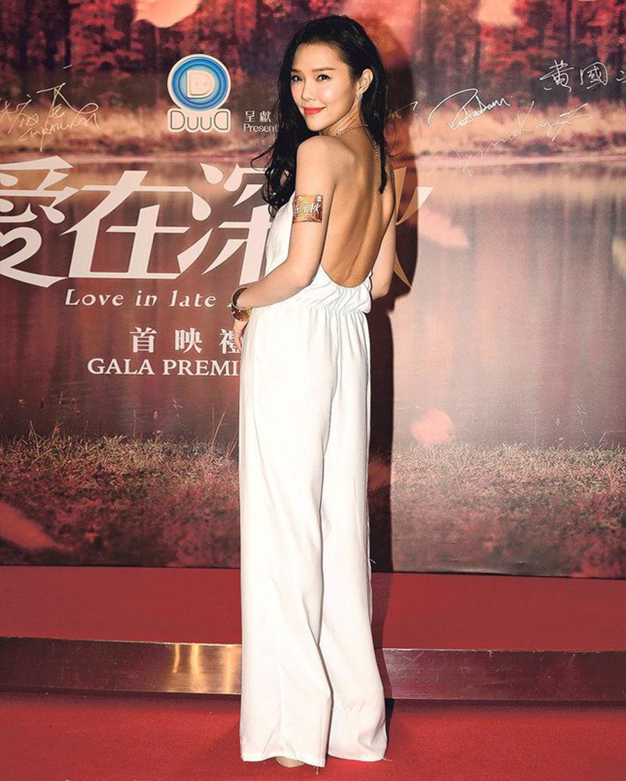 Irene Wan cewek mansi dan seksi imut