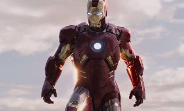 Mark VII berbagai armor milik tony stark