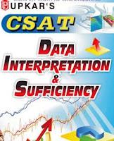 CSAT - Data Interpretation and Data Sufficiency by Haripal Singh