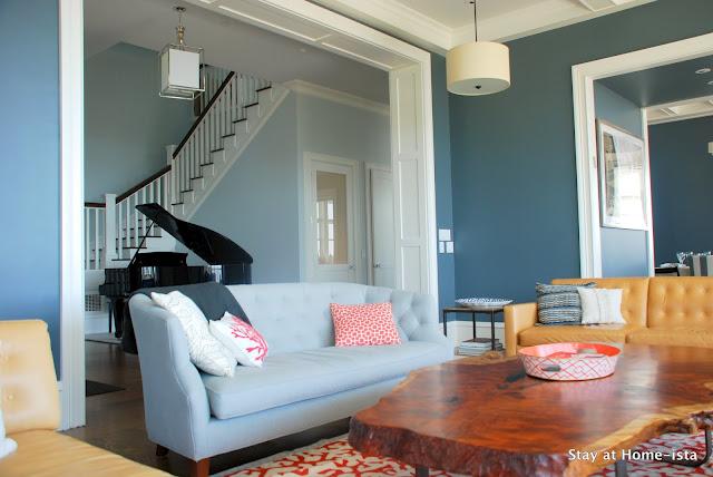 Sky blue living room furniture furniture design blogmetro for Blue living room furniture ideas