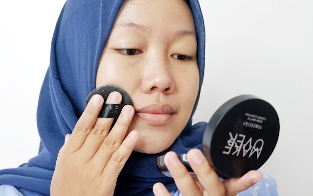 REVIEW Make Over Powerstay Demi Matte Cover Cushion, Make Over Cushion, Cushion lokal