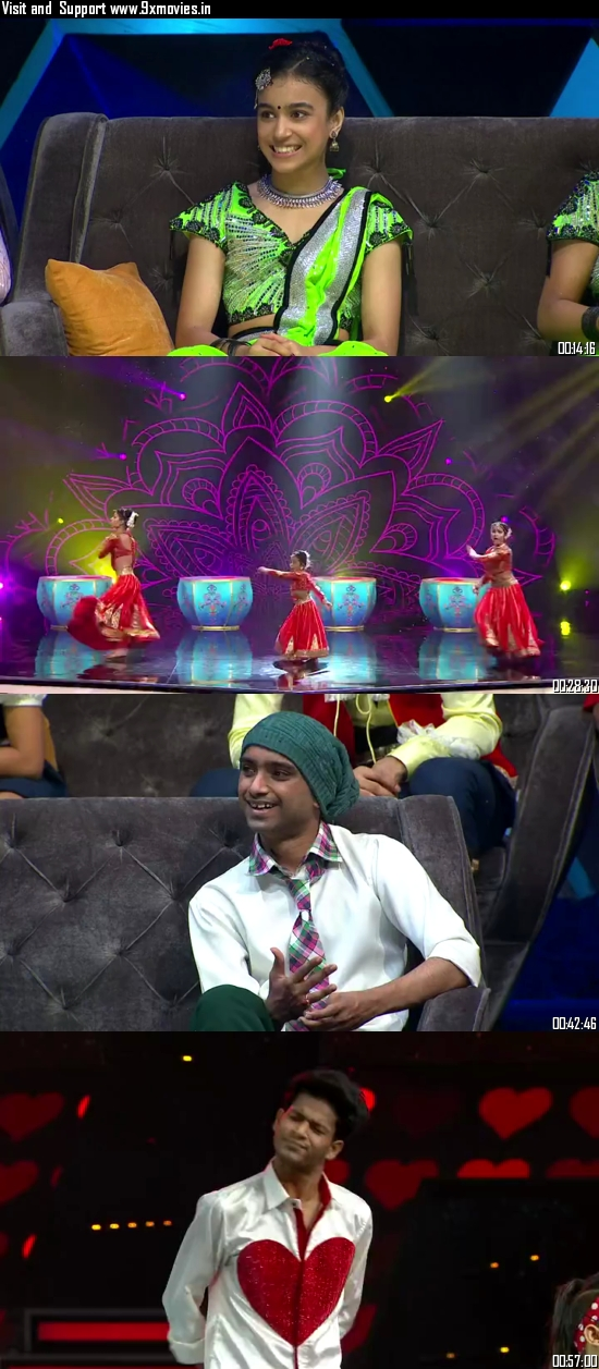 Indias Best Dancer 03 October 2020 HDTV 480p 350MB