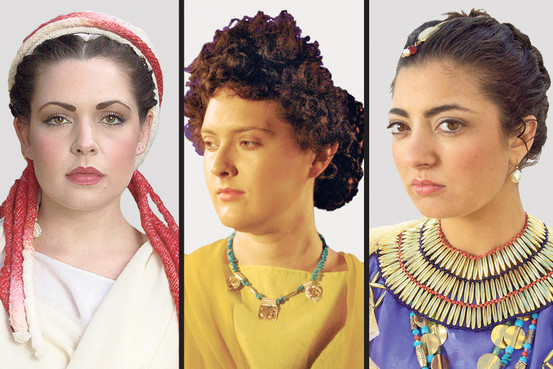 Hairstyles In Ancient Greece And Rome