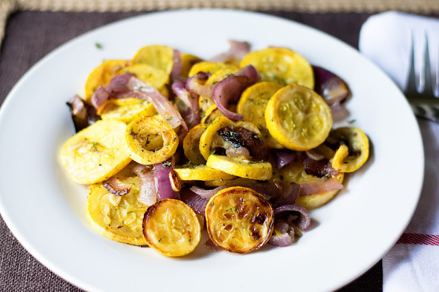 Grilled Summer Squash Recipe