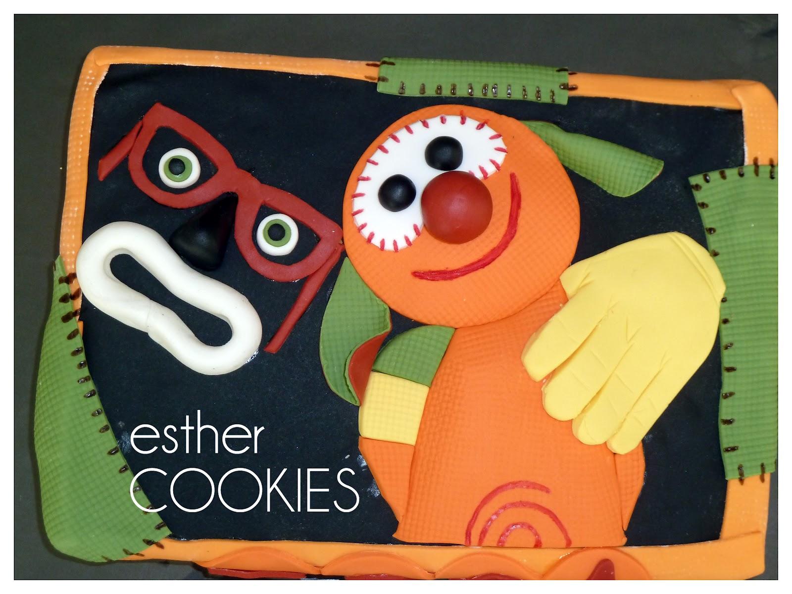 Esther Cookies Tarta Mic Tv3