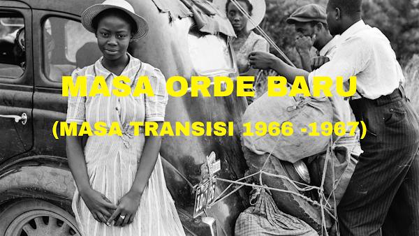 Sistem dan Struktur Politik-Ekonomi Indonesia Masa Orde Baru (1966-1998) / Part 1