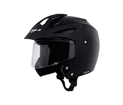 Vega Crux Half Face Helmet  @ INR 892