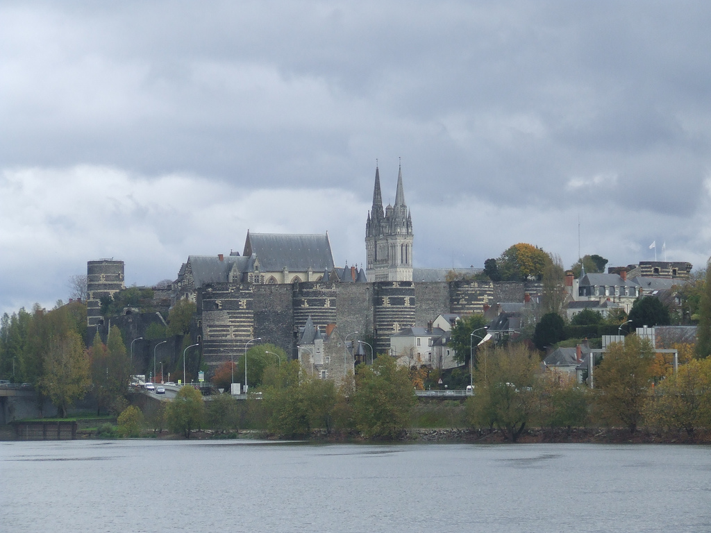 TOP WORLD TRAVEL DESTINATIONS: Angers, France