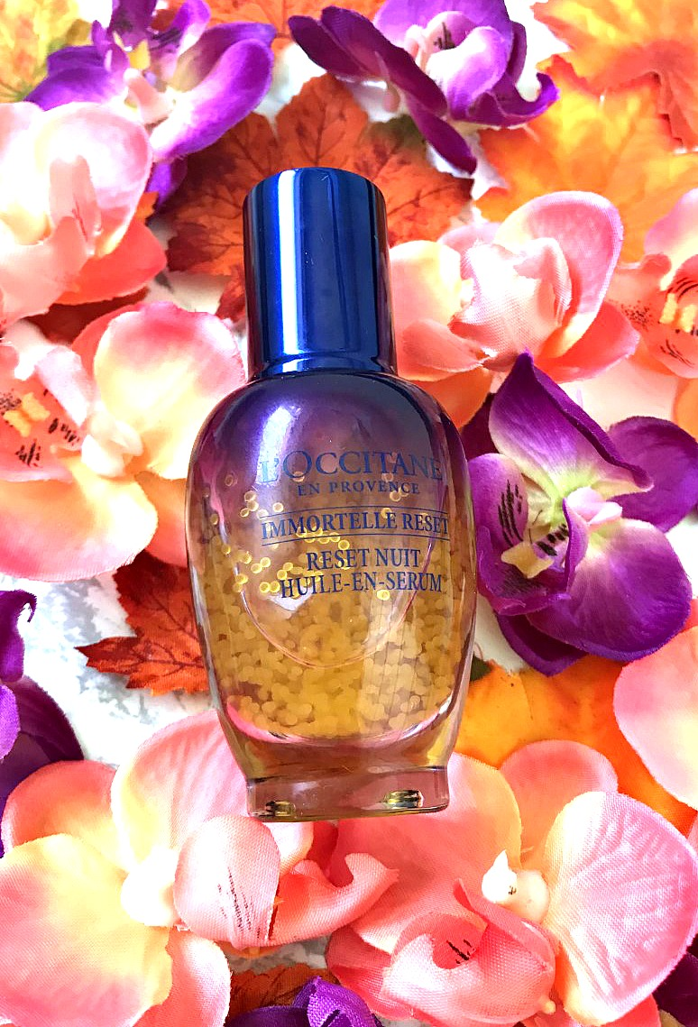 L'Occitane Overnight Reset Serum Review