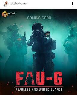 FAU-G : Indian PUBG