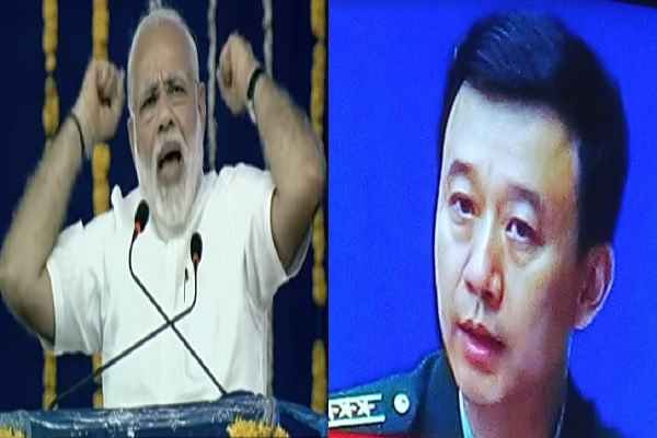 china-threaten-india-for-people-of-liberation-army-pla