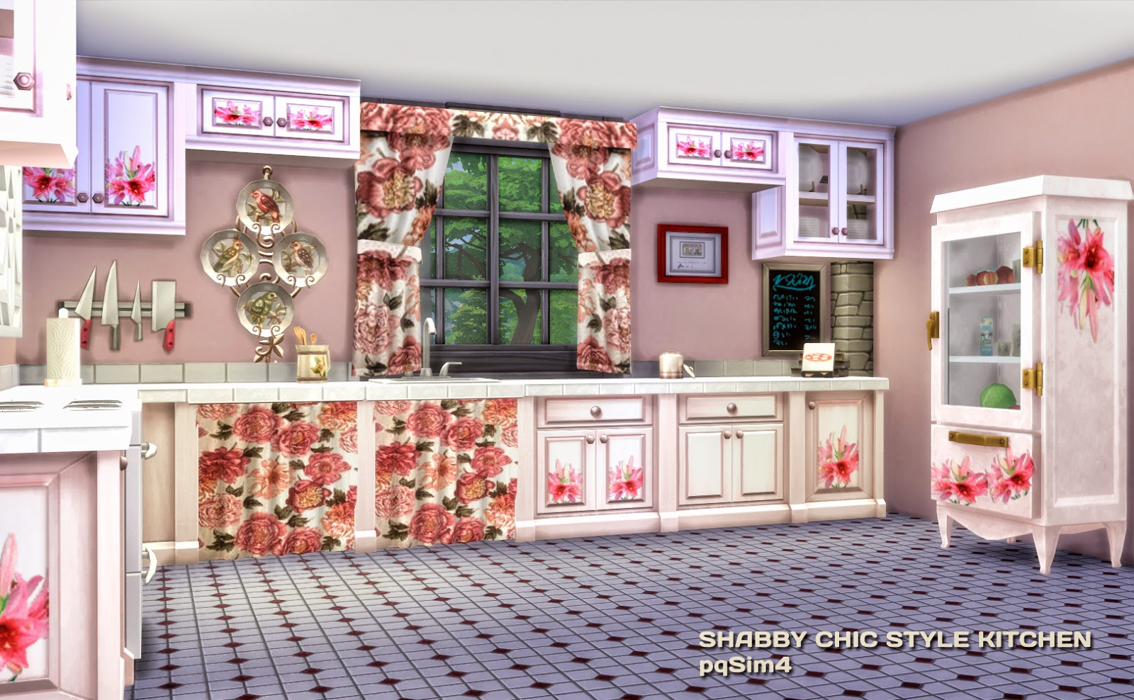 Muebles Sims 4 Sims 4 Shabby Chic Style Kitchen