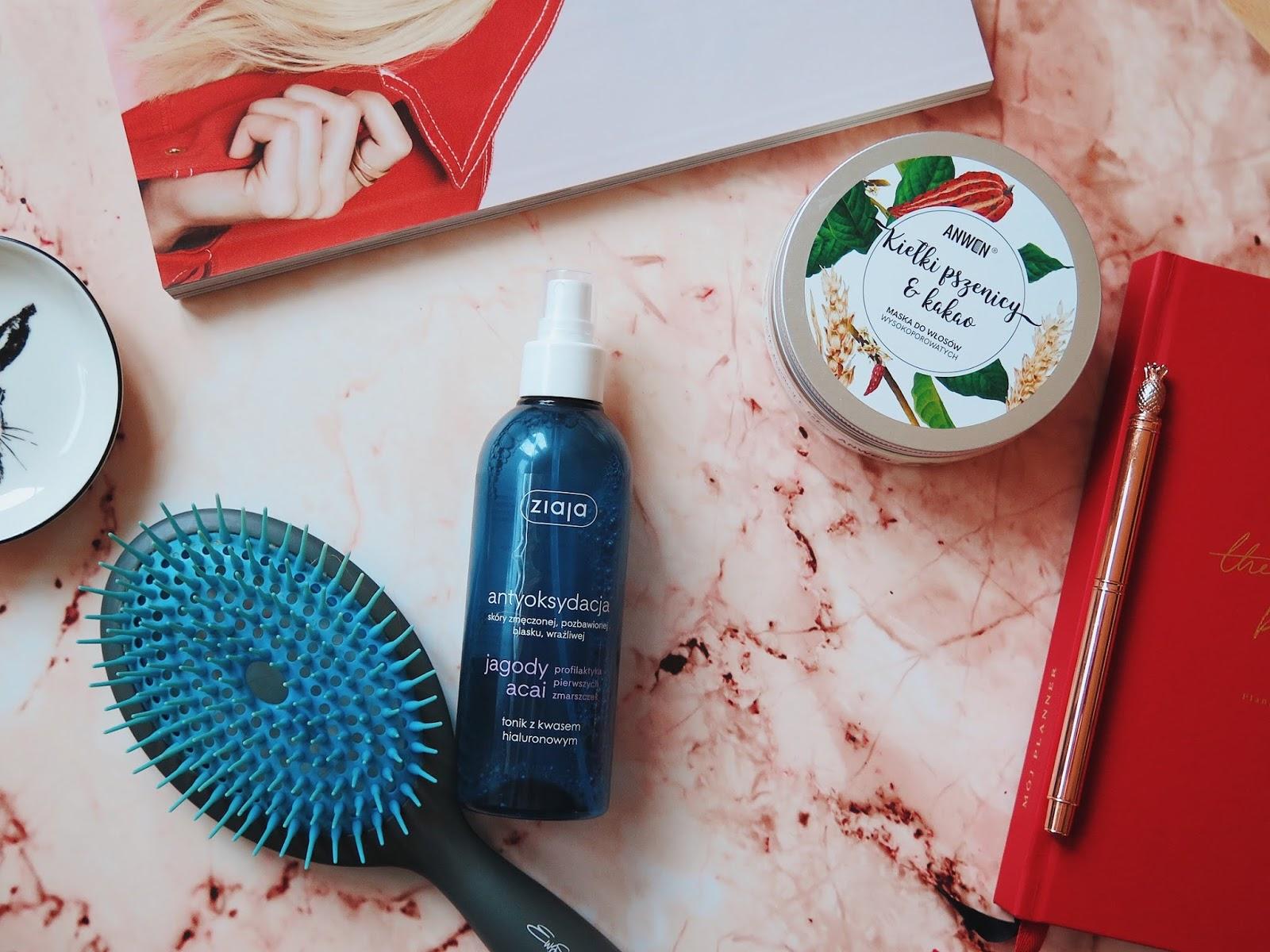 Włosing, pielęgnacja włosów farbowanych i suchych