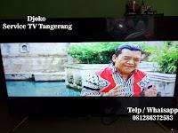 service tv kelapa dua