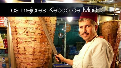 Los Mejores Kebab en Madrid