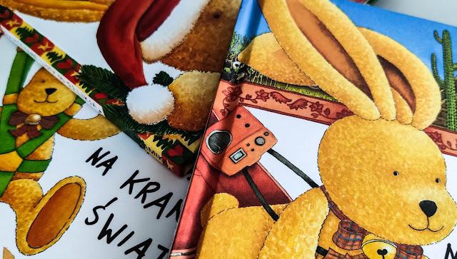 """""""Listy od Feliksa"""" - absolutnie wyjątkowa seria książek dla dzieci o podróżach i tradycjach w różnych krajach"""
