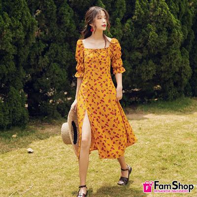 shop ban vay maxi gia re tai O Cho Dua