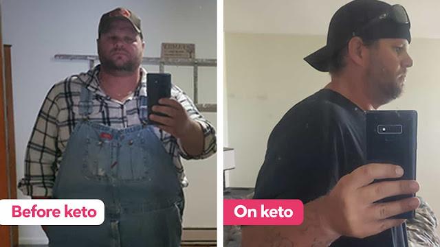 تجربه خساره الوزن بعد الكيتو