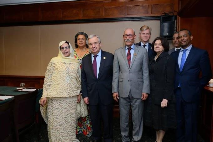 El Secrerario General de la ONU pide reunirse con el Presidente Saharaui y su delegación