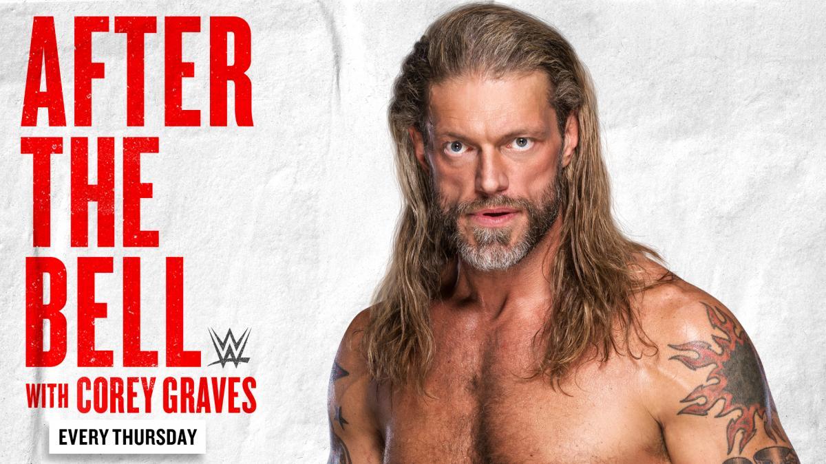 Edge será o próximo convidado do WWE After The Bell