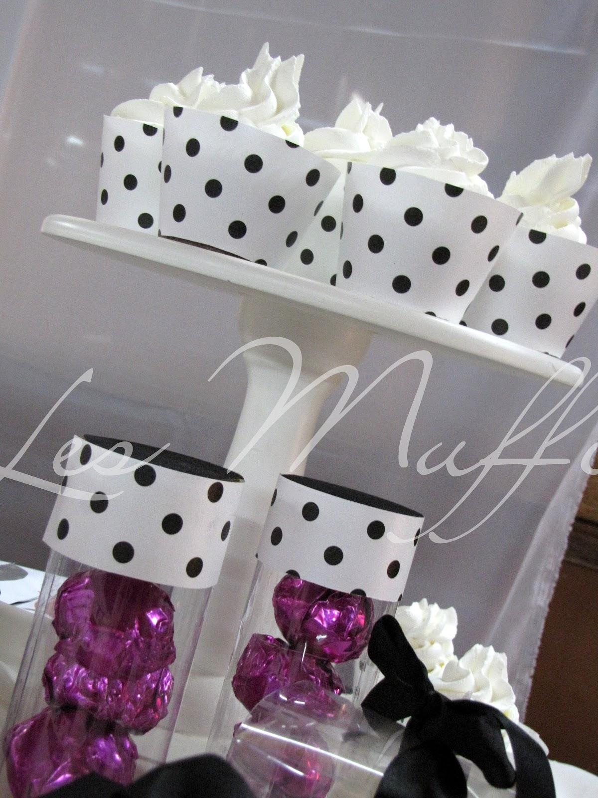Cupcakes Souvenirs En Cajas De Acetato Transparente