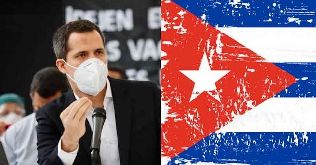 Juan Guaidó realza el ejemplo del líder cubano José Daniel Ferrer
