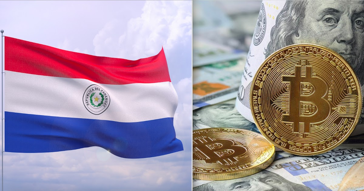 Paraguay Proposes To Adopt Bitcoin As Legal Tender Following El Salvador's Footsteps Backing The Cryptocurrency