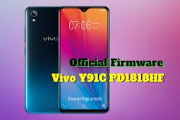Firmware Vivo Y91C PD1818HF