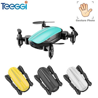 Spesifikasi Drone Teeggi T10 - OmahDrones